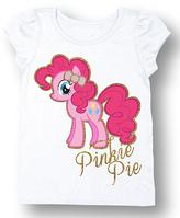 Freeze White My Little Pony 'Pinkie Pie' Tee - Toddler & Girls