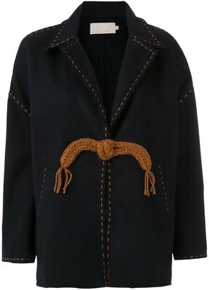 Le Soleil D'ete Talita wool coat