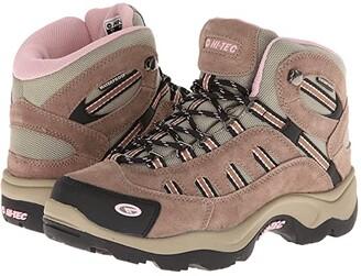 Hi-Tec Bandera Mid WP (Taupe/Blush) Women's Shoes