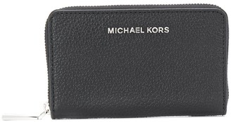 MICHAEL Michael Kors Grained Logo Stamp Purse