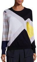 Public School Ina Graphic-Print Sweater