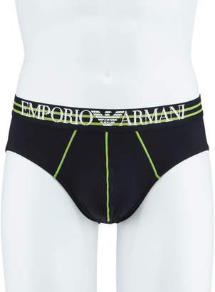 Emporio Armani Men's Jersey Briefs