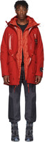 Nike Red Undercover Edition Down NRG Tc Parka