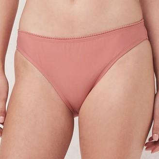 Lauren Conrad Women's Pom-Pom Trim Bikini Briefs