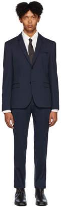 HUGO Navy Away Suit