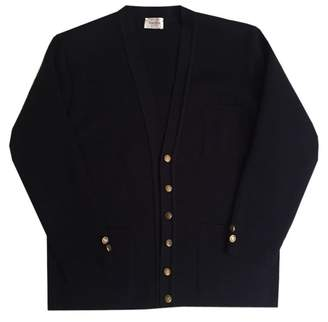 Armor Lux Armor-lux Navy Wool Jacket for Women