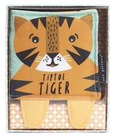 Wee Gallery Tip Toe Tiger - Baby's First Soft Book