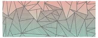 Bodhi East Urban Home Fimbis Rays Geometric Illustration Bed Runner East Urban Home