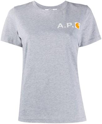 A.P.C. x Carhatt WIP T-shirt