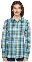 Roper 0830 Water Check Plaid Women's Clothing