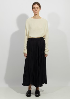 Dusan Pleated Wool Pants