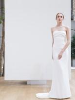 Oscar de la Renta Silk-Georgette Logan Gown