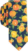 Original Penguin Men's Citrus Print Skinny Tie