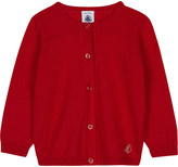 Petit Bateau Knitted cotton cardigan 3-24 months