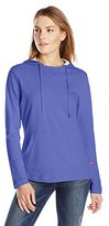 Dickies Women's Plaited Jersey Pullover Hoodie