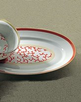Raynaud Coral Cristobal Large Oval Platter