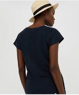 Monsoon Kumar Organic Cotton T-Shirt - Navy