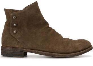 Officine Creative Lexikon Sensory ankle boots
