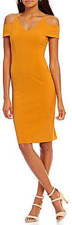Antonio Melani Venus Cold Shoulder Dress