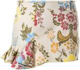 Marques Almeida Marques'almeida floral jacquard skirt