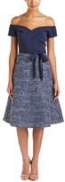 Eva Franco A-line Dress.