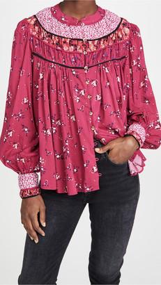 Paloma Printed Blouse