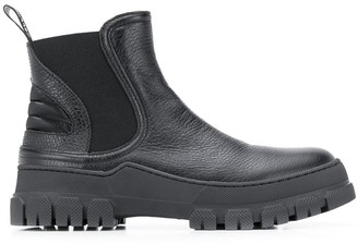 Pollini Chunky Sole Ankle Boots