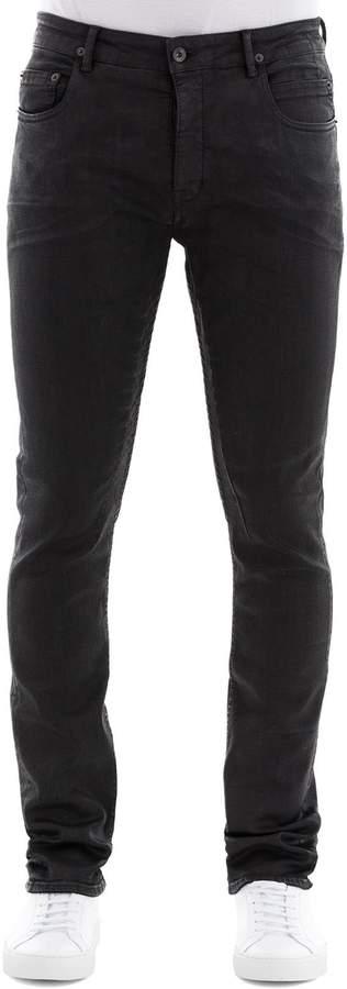 Drkshdw Black Cotton Jeans