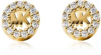 Michael Kors Stud Earrings 925 Sterling Silver Women's Earrings