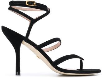 Stuart Weitzman Julina 95 heel sandals