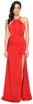 Faviana Faille Satin Halter 7904 Women's Dress