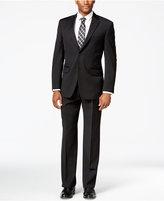 Tommy Hilfiger Black Athletic-Fit Suit
