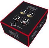 Riedel O Cabernet/Merlot & Viognier/Chardonnay 3+1 Value Pack
