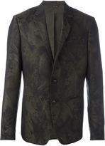 Roberto Cavalli 'Leo Camouflage' blazer