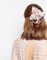 Asos Pretty Flower Hair Corsage & Brooch