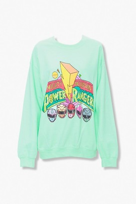 Forever 21 Power Rangers Graphic Tee