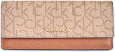 Calvin Klein Monogram Bifold Wallet