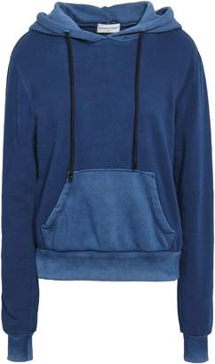 Cotton Citizen Two-tone French Cotton-terry Hoodie