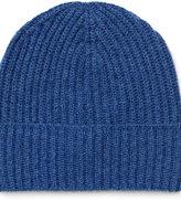 Ralph Lauren Rib-knit Cashmere Hat