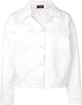 Kwaidan Editions casual jacket