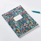 Pottery Barn Teen Rifle Paper Co. Tapestry Memoir Notebook