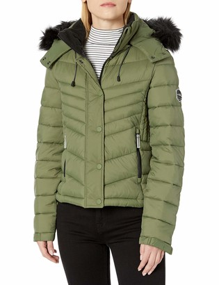 Superdry Women's FUJI SLIM 3 IN 1 JACKET