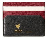 Bally Nalby Rooster Card Case