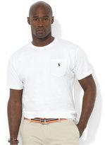 Polo Ralph Lauren Men's Big and Tall Pocket T Shirt