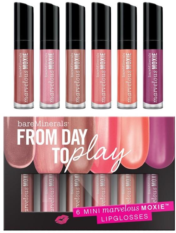 bareMinerals 'Mini Moxie Day to Play' Lipgloss Set ($54 Value)