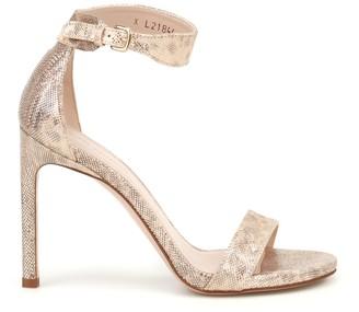 Stuart Weitzman Back Up Tiz Sandals