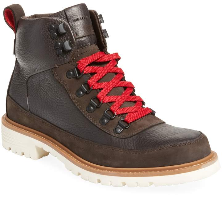 Cole Haan Men's Keaton Leather Hiking Sneaker