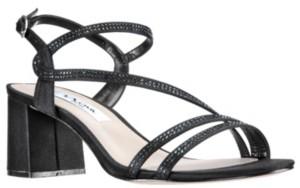 Nina Naura Block Heel Sandals Women's Shoes