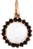 Irene Neuwirth Moonstone & Onyx Pendant