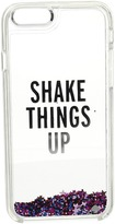 Kate Spade Shake Things Up Liquid Glitter Phone Case for iPhone 6